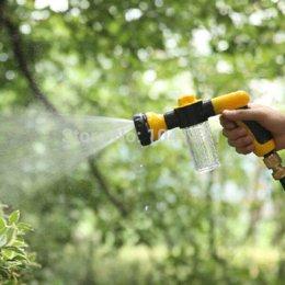 Free Shipping!! Foam Water Gun Car Washer Water Gun High Pressure Car Wash Water Gun Home Car Foam Gun
