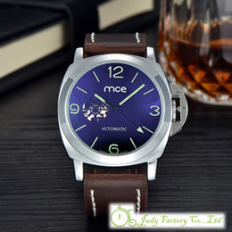 Wholesale Luxury Gentle Mens Fashion Skeleton Dial Clock Analog Automatic Mechanical Gift Wrist Watches