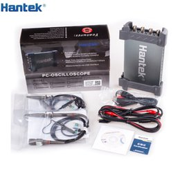 Wholesale Hantek BC PC USB Oscilloscope Digital Channels MHz Bandwidth GSa s mV V DIV input sensitivity