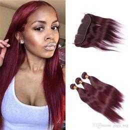 Fine Red Black Brazilian Hair Bundles En Ligne Promotion Red Black Hairstyle Inspiration Daily Dogsangcom