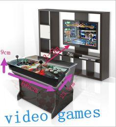 Les nouveaux jeux vidéo, All Metal Fuselage Haut-parleurs intégrés et 540 Classic Game Show, mise à niveau d'éclairage. à partir de jeux vidéo classiques fabricateur