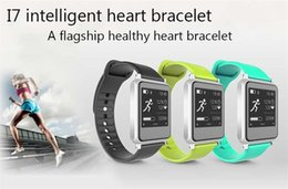 Wholesale Smart Watches For Health Automatic Bluetooth Connection For I7 Intelligent Heart Bracelet A Flagship Healthy Heart Bracelet