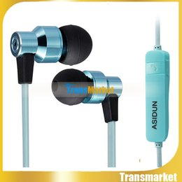 New Asidun S9 Wireless Bluetooth Earphone Fashion Sports Runing Jogging Stereo Headphones for iPhone Samsung Xiaomi With Mic DHL Free
