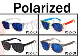 Wholesale summer man and women polarized sunglasses Bicycle Glass Driving glasses sport sun glass Mirror Sunglasses beach glasses A