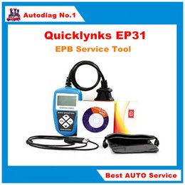 electronic parking tool Canada - Electronic Parking Brake EPB Service Tool (EPB) Tool Quicklynks EP31 Free Upgarde On Internet Multilingual Free Shipping