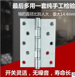 Trefilado de acero en venta-El nuevo alambre de acero inoxidable que dibuja la bisagra abierta plana 5X3X3 abre la bisagra libre de la madre del paso para la puerta y la ventana