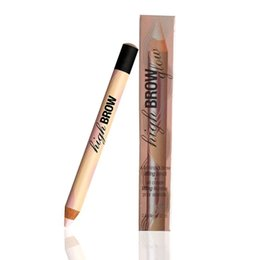 Brand Makeup high brow glow Highlight pencil Cosmetics wholesale free ship China post epacket or DHL
