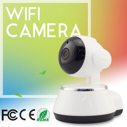 Wireless 720P HD IP Camera Megapixel Mini P Z camera support iPhone and android Remote Viewing kameras Indoor Wifi Camera