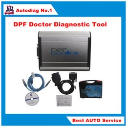 Wholesale 2016 New A Quality Professional DPF Doctor Diesel Car Diagnostic Tool Particulate Filter Service Tool Top selling In stock