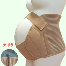 Wholesale Maternity supplies Amazing Pregnant Woman Maternity Belt Pregnancy Support Waist Abdomen Band Postpartum Abdomen Belt Belly Bands B4297