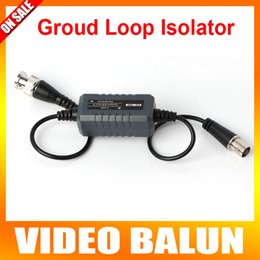 Wholesale HD Coaxial Video Ground Loop Isolator Support Analog HD CVI Camera Only Work With P HD CVI Camera