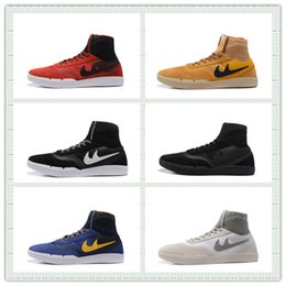 Wholesale High Quality Air Sb Hyperfeel Koston Sports Shoes Zoom Skate Shoes Men Skateborad Trainer Sneakers With Box Size US7