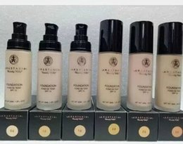 Wholesale 2016 new arrive makeup top quaility brand foundation fond de teint spf15