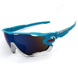 Wholesale-New Men Sports Goggles Outdoor Glasses Cycling Sunglasses UV400