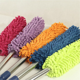 Wholesale Chenille dust dust dust cleaning duster duster household car dust brush factory