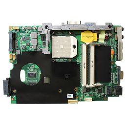 Wholesale K40AB REV laptop motherboard for ASUS k40 Series laptop AMD socket s1 cpu AMD HD M GPU Included DDR2