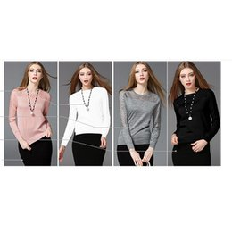 Wholesale Cardigans Style For Women - Korean Style Cardigans Sweaters Knitwear Hollow Out O-Neck Pullover Sweaters Cardigans for Women with Striped A014