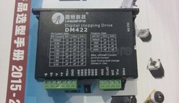New Leadshine 2-phase DM422 Digital Stepper Motor Drives work 24-40VDC out 2.2A Fit for the size NEMA 14 -17 Stepper motor