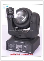 12 lot High quality RGBW 40w led beam mini moving head light  4 in 1 led mini moving head light