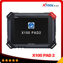 Wholesale X100 PAD II for XTOOL X100 PAD X100 pad Better than X300 Pro3 Auto Key Programmer with Special Original Function Update Online