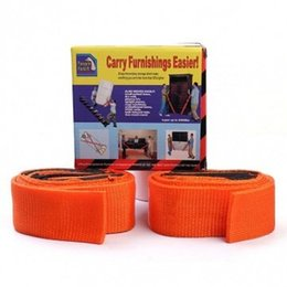 Wholesale 272 CM Moving Straps Forearm Delivery Transport Rope Belt Home Carry Furnishings Easier Packs Pack