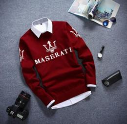 Wholesale Spring autumn new Korean version hot sale Men fashion casual Slim Hedging sport knit sweater cheap