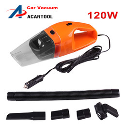 Wholesale 2016 new multifunctional portable car vacuum cleaner Wet and dry vacuum cleaner W V