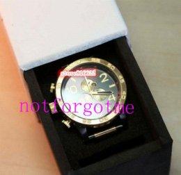 Wholesale The Gunmetal gold watch mm diameter width m water resistance A083 watch spongebob watch