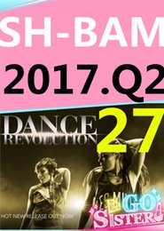 on Top-sale 2017.4 April Q2 New Routine SH BAM 27 Aerobics Exercise Fitness Videos BAM27 SH27 Video DVD + Music CD