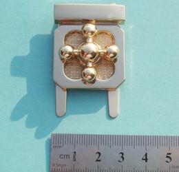 model#L0223 fashion handbag turn twist lock 10 pieces lot