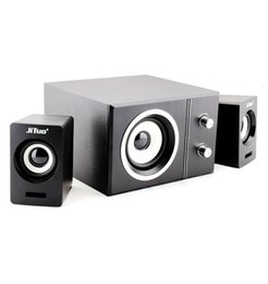 Wholesale Genuine technology extension computer sound USB bass speaker channel bass sound small speaker