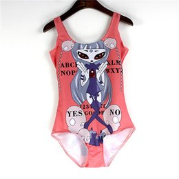 Wholesale Beach Swimsuit Was Yhin Modest Slim Beachwear Cover Belly Popular Sexy Swimming Sets Quick Dry D Print Swim Wear One Piece Swimsets LNSst