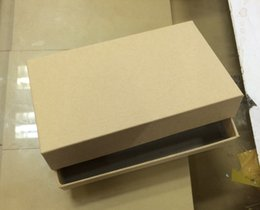 10 PCS Yellow Paper Packaging with gift box gift packaging box Rectangular gift box Size 164x101x30MM 6.46 x 3.98 x 1.18 inch