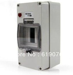 Wholesale way household Distribution box waterproof case Air switch box