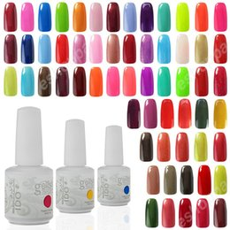 DHL TNT UV Gel Polish Fashion 299 Colors IDO Gelish Nail Art Soak Off Nail Gel UV Gel For Nails