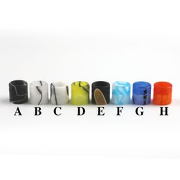 Wholesale 2016 Newest Specially Drip Tips For E Cigs Drip Tip Only Fit Cleito Tank Acrylic Wide Bore Mouthpiece E cigarette Accessories