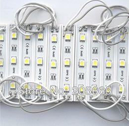 New arrival LED Modules 7512 5050 SMD 3 LED Module Lamp Light for Channel Letter Sign 12V
