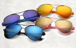 Boys Glasses Metal Full Frame Cool Children Kids Boy Sunglasses Individuality Kids Glasses High Quality