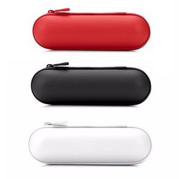 Portable zipper carrying bag travelling case pouch for Pill Bluetooth speaker capsule wireless player outdoor sport free shipping 10pcs lot