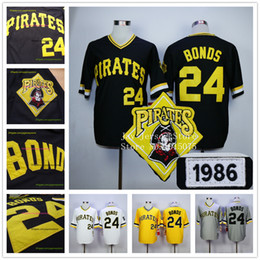 Wholesale Barry Bonds Jersey Flexbase Cooperstown Yellow Camo White Black Grey Pittsburgh Pirates Jerseys Baseball Stitched