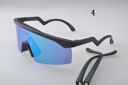 Wholesale 2016 New Fashion Outdoor Sports Sunglasses Polarized Glasses for Travelling Running Fishing Golf Men s Sport Eyewear colors