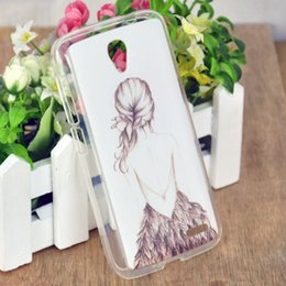 Mobile Phone Accessories Parts Mobile Phone Bags Cases For Alcatel One Touch Pop 2 4.5 5042x 5042a 5042 Phone Case Printed