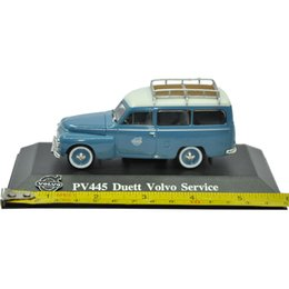 Wholesale Volvo EITIONS ATLAS PV445 DUETT SERVICE Static alloy car model toy For Adult Collector
