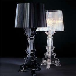 Wholesale Wonderland Big Size New Acrylic Table Lamp Light Hot New Color Lighting Simple TL