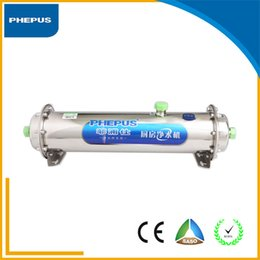 Wholesale Hot selling Kitchen use good quality stainless steel cartridge filter housing water well sand filter dust remover water filtration system