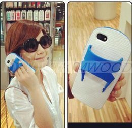 Wholesale New Design Slipper Silicone Soft Case For Iphone S Iphone S The Best Selling Popular Case