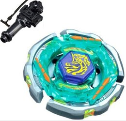 Wholesale Hot Beyblade Ray Unicorno Striker D125CS Metal Masters D BB Gyroscopes Toys Beyblade Launchers po brinquedo