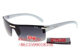 Wholesale glass lens Men Women Sunglasses Brand Designer Fashion Oculos Male Driving band Sun Glasses ba