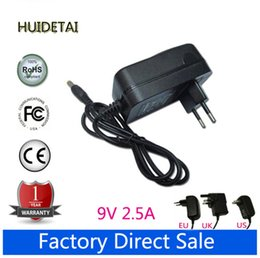 Wholesale V A AC DC Power Supply wall charger Adapter For Archos Titanium HD Android Tablet Tab US UK AU EU