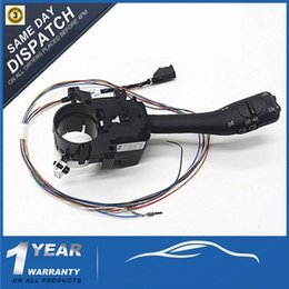 Wholesale Cruise Control System Indicator Stalk Switch Harness Wiring Headlight Set For VW Golf Jetta Passat B5